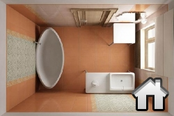 мебели в ванную комнату