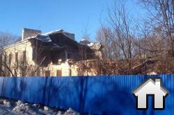 В Колпинском районе приступили к сносу старых домов
