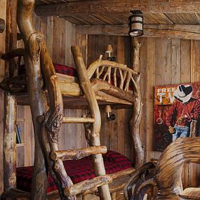 замечательная комната для двоих маугли