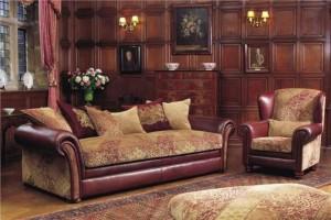 мебель лоя роскошной гостиной