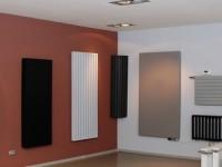 Вертикальные радиаторы отопления: соединение тепла и эстетики