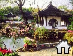 Китайская традиционная архитектура