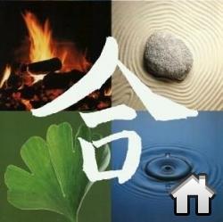 Основные элементы фэн-шуй в интерьере дома