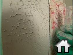 Декоративная штукатурка стен - эффект морской пены
