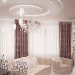 Интерьер светлой гостиной – правила и законы