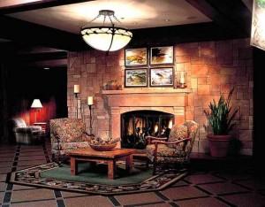 Камины и ковры - тепло и уют