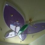 Дизайн потолка детской: предложения специалистов